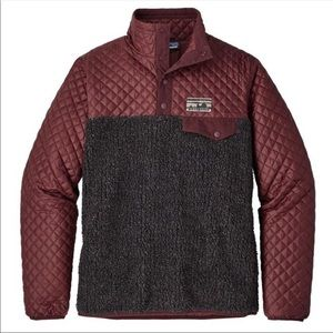 Patagonia Limited Edition Mixed Snap T Pullover
